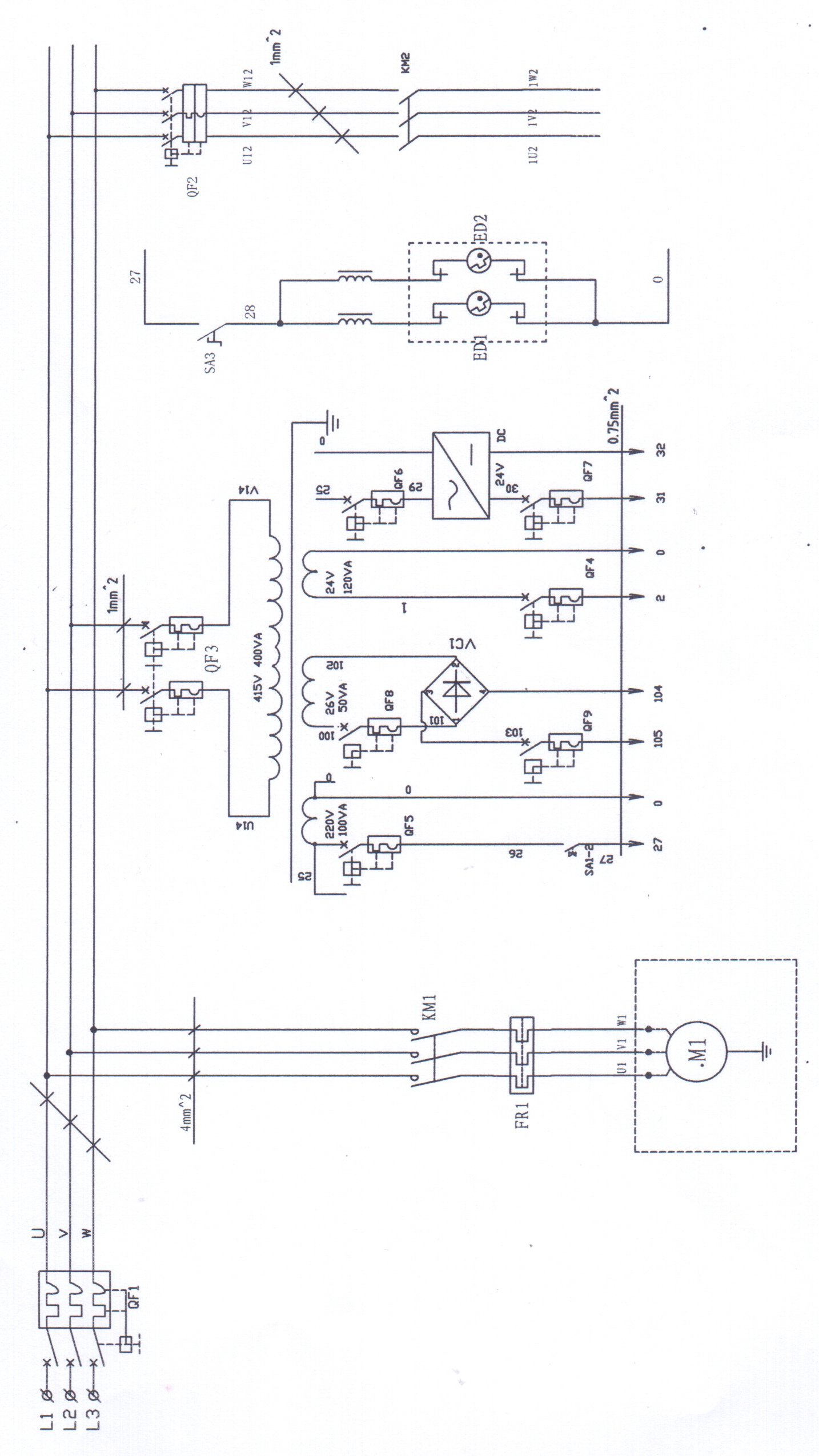 machinery wiring diagram all wiring diagram Tools and Machinery
