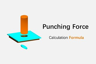 How to Calculate Punching Force
