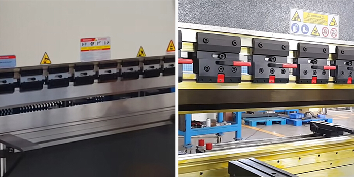 Press Brake Clamps