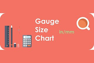 Sheet Metal Gauge Sizes Chart