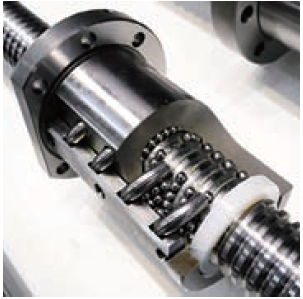 Ball screw internal structure