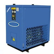 Air cooling dryer, filter