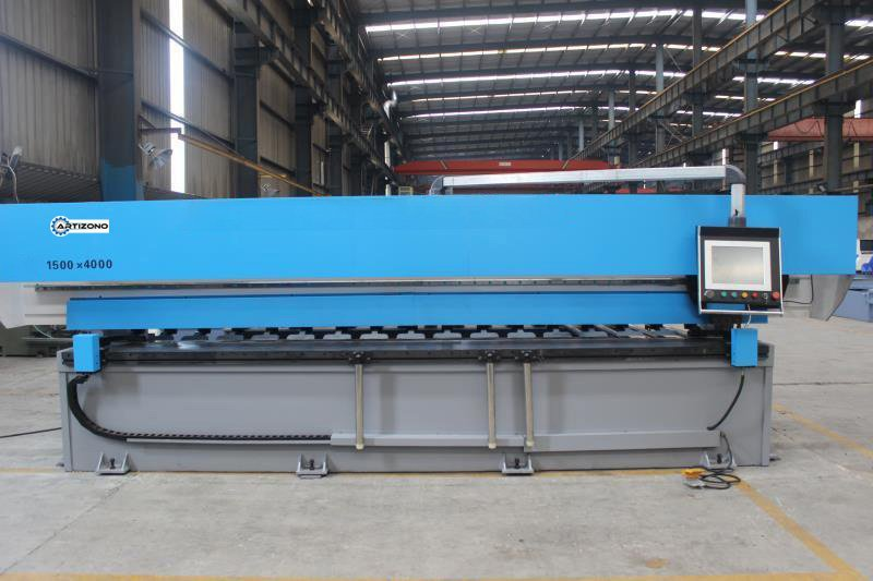 CNC Vertical V Grooving Machine