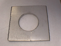 Stainless steel cutting defects