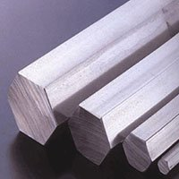 Hexagonal Aluminum Rod