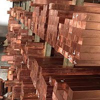 Square Copper Rod