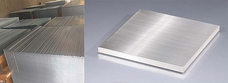 Types of Sheet Metal