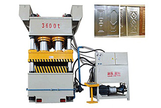 Basics of Steel Door Embossing Machine