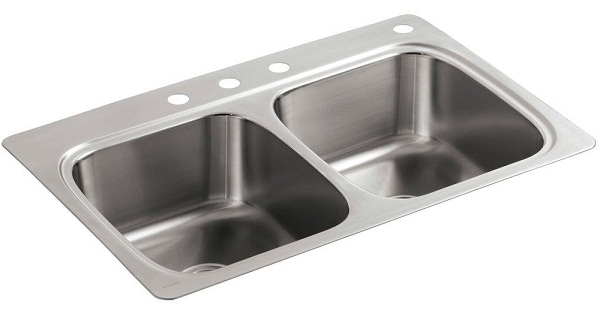 Stainless Steel Sinks Making