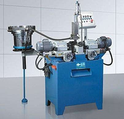 Automatic Double Head Chamfering Machine