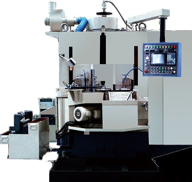 Double End Grinding Machine Machinemfg Com