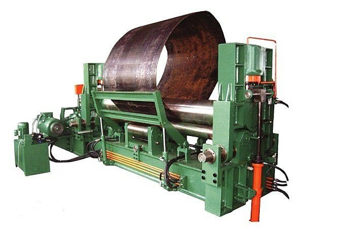 Universal Plate Roll Bending Machine