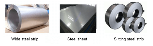 Metal sheet specifications