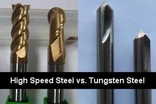 Difference Between High Speed Steel And Tungsten Steel