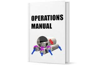 Operation Manual of Four Roller Plate Bending Machine