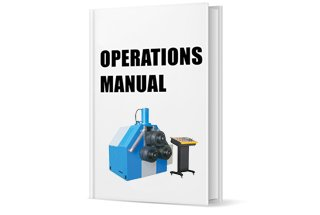 Operation Manual of WYQ24 Semi Hydraulic Profile Bending Machine