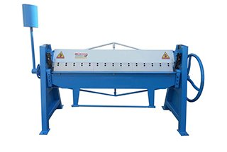 Manual Folding Machine Operation Manual