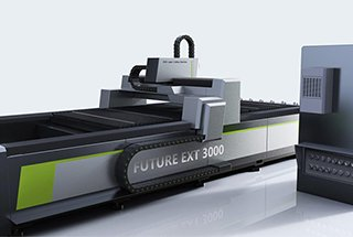 Installation and Commissioning of Laser Cutting Machine