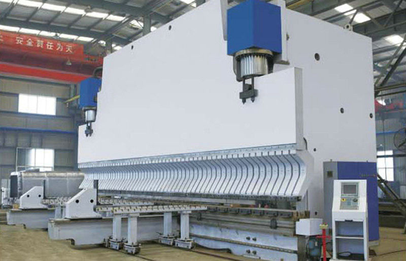 Press Brake Weight