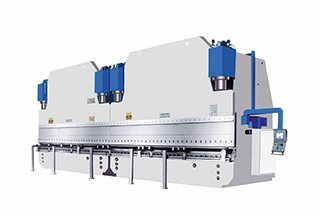 The Design of Tandem Press Brake