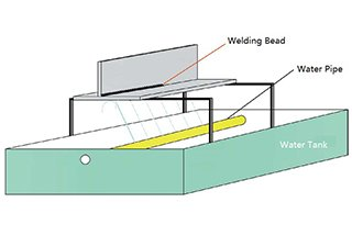 Schemes to Solve Stainless Steel Welding Deformation Problem