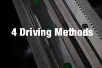 4 Driving Methods of Laser Cutting Machine