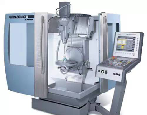 Ion beam machining