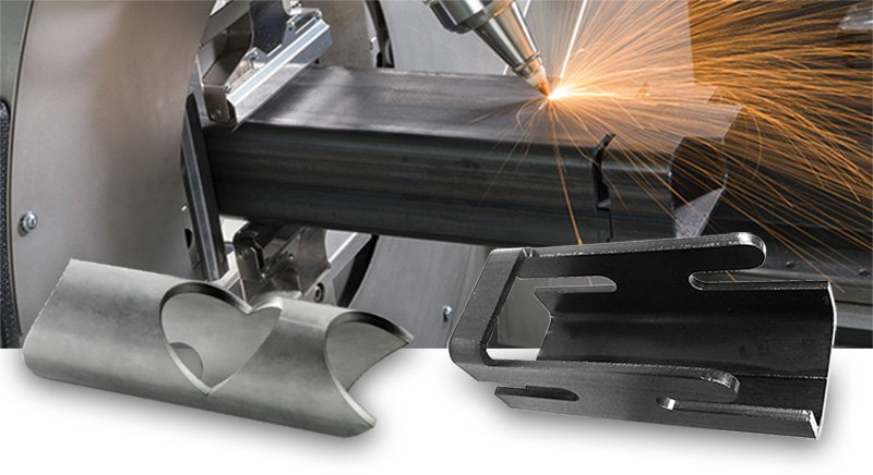 Key Technology of Tube Laser Cutting