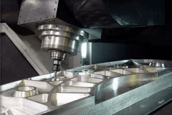 Precision selection of cnc machine
