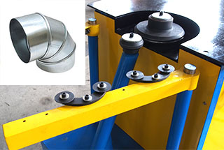 Duct Elbow Machine Operation Manual