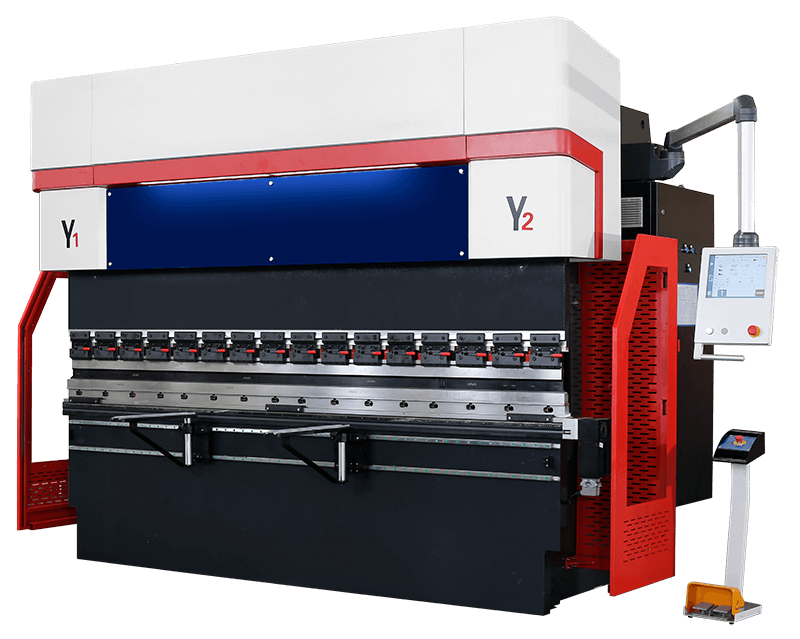 CNC Hybrid Press Brake Machine