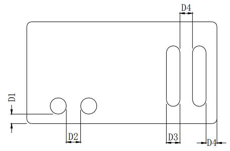 Figure 1-11 Edge requirements for blanking parts