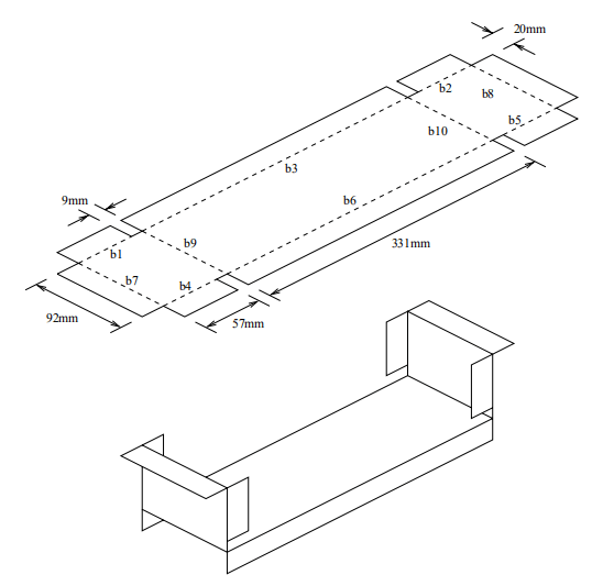 Sheet Metal Part Example
