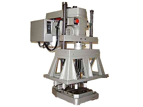 Multiaxial Tapping Machine