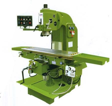 Universal Lifting Platform Milling Machine