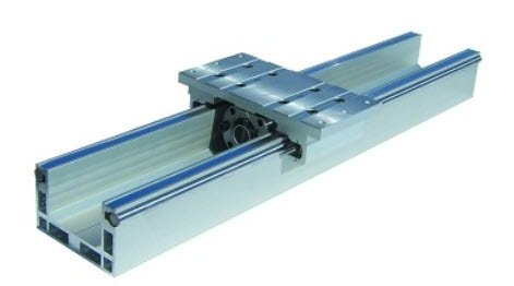 Double Axis Guide Rail