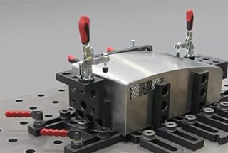 Selection of clamps for CNC Machine Tools