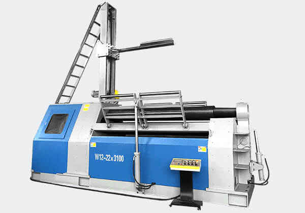 4-roll Plate Roll Bender