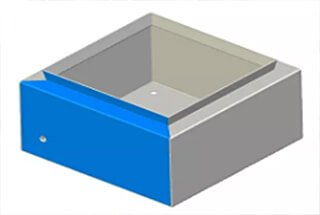 Sheet Metal Design In Laser-Welded Box Structures