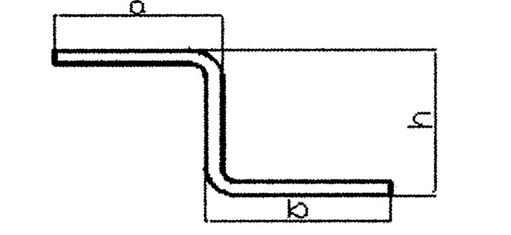 Fig. 1 Z-shaped bending die